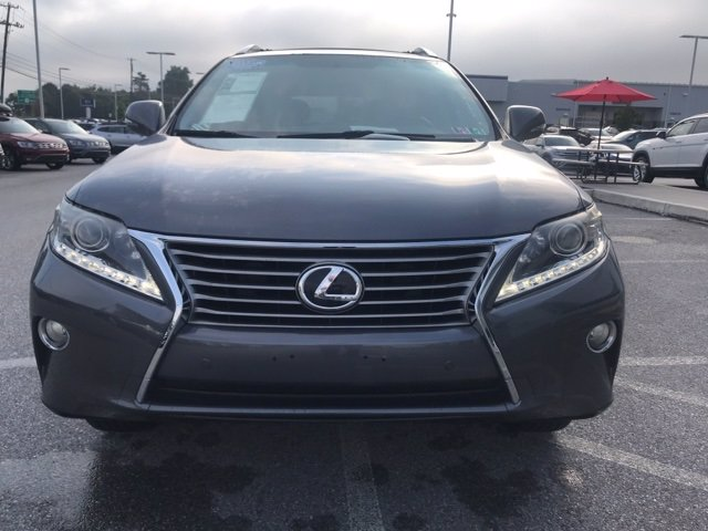 Pre-Owned 2013 Lexus RX 350 350