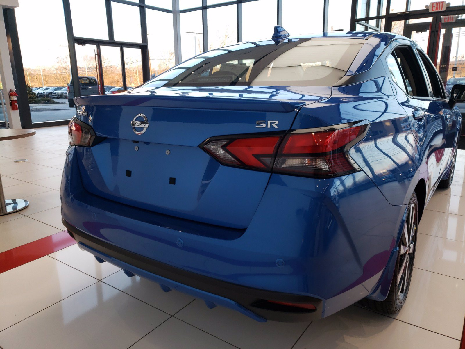 New 2020 Nissan Versa Sedan SR