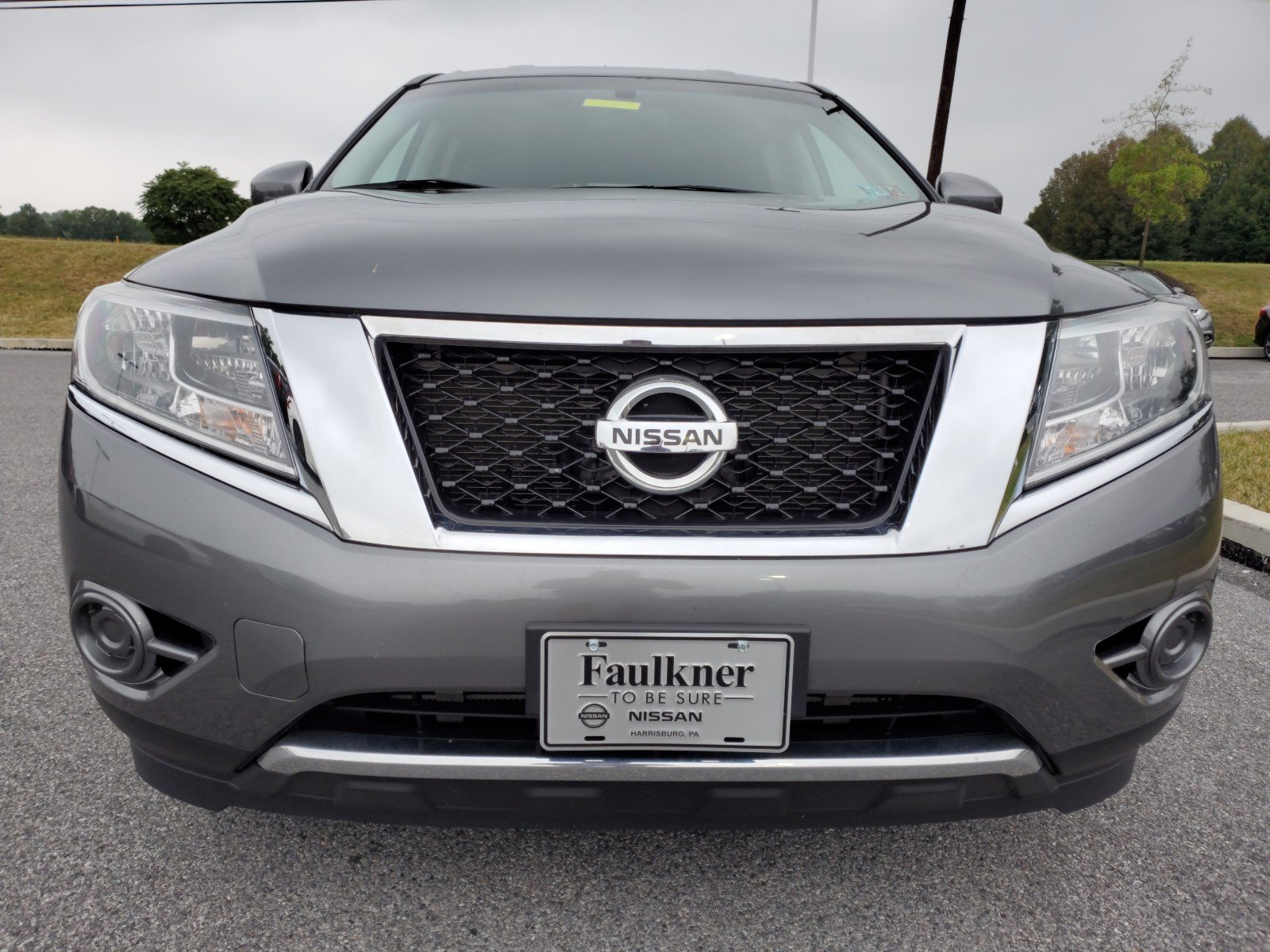 Certified Pre-Owned 2016 Nissan Pathfinder S