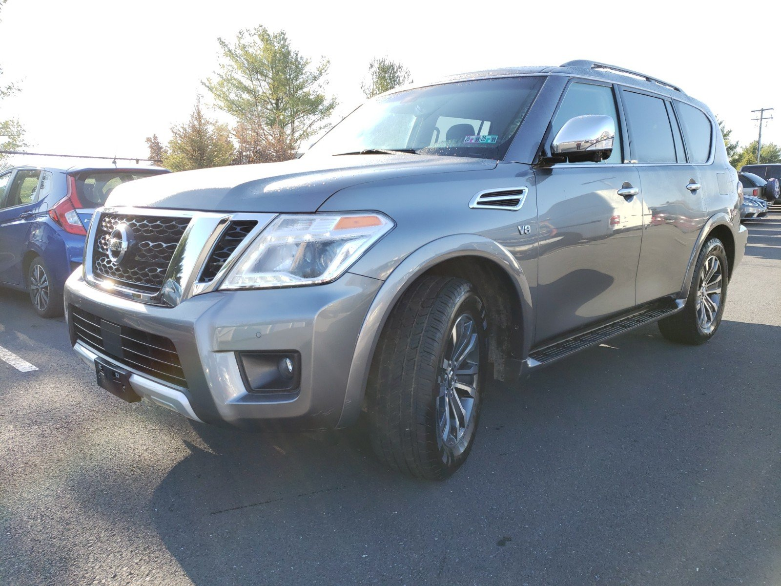 Certified Pre-Owned 2017 Nissan Armada SL