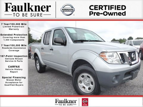 Certified Pre-Owned 2016 Nissan Frontier S