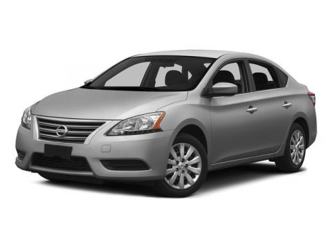Pre-Owned 2015 Nissan Sentra 18